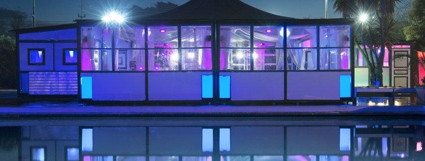 feste 50 anni in piscina a Roma
