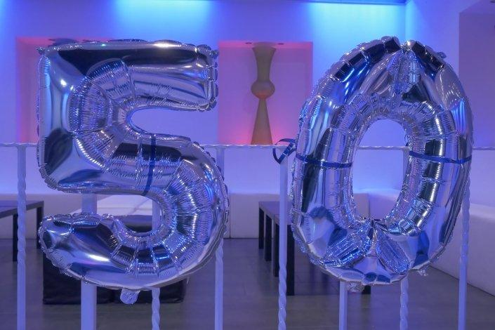 50 anni al jt cafe