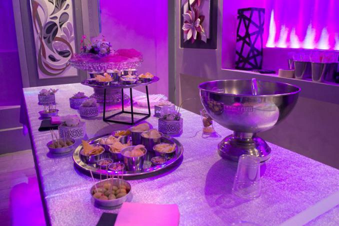 Oasi Eventi buffet festa 50 anni